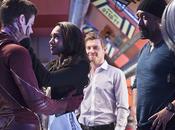 Flash saut dans temps beaucoup nouveaux personnages saison