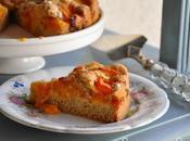 Gâteau Mona abricots
