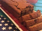 "Banana Bread ""Healthy"" sans lactose"