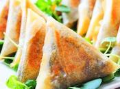 Briouates légumes sans viande four