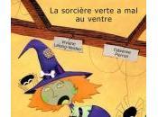sorcière verte ventre, Viviane Lelong-Verdier Fabienne Pierron