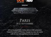 Games Thrones L'Expo Paris Septembre Carroussel Louvre