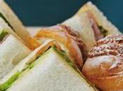 Recette sandwichs triangles thon, tomates, salade, câpres, anchois, tramezzino (Italie)