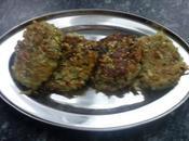 Galette légumes quinoa