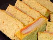 Terrine thon surimi curry