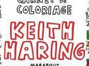 carnet coloriage nous fait prendre pour Keith Haring