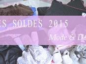 Soldes 2015 butin mode déco