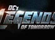 Comic-Con 2015 trailer version comics pour Legends Tomorrow avec Arrow Flash