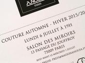 Envie Défilé Anoufa Automne Hiver 2015/2016