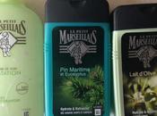 gels douches l'été avec Petit Marseillais