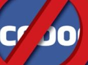 Attention! lien bloquera votre compte Facebook!