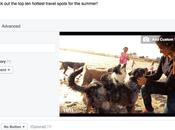 Facebook offrira nouveaux outils vidéos administrateurs Pages