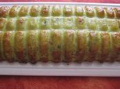 Terrine courgettes/bacon légère