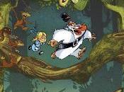Alice pays singes Tebo Keramidas