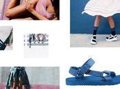 sandales revisitées TEVA