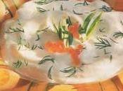 Couronne saumon fumé gelée Madère raifort
