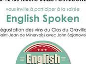 Soirée ENGLISH SPOKEN Part l'Ange Portiragnes