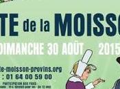 Ouvrez agendas Fête Moisson Provins Dimanche Aout 2015