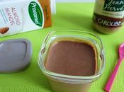 yaourts végétaux amande caroube kcal (diététiques, végans, sans gluten lait lactose sucre riches fibres)