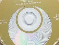 Voici premier disque fois «vinyle»