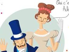 bonnes manières lors mariage XIXème siècle