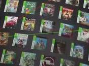 Xbox retirant doublons, rétrocompatibilité moins impressionnante