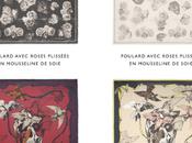 Mode foulards d'Alexander McQueen