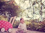 Photographe bébé extérieur Chevreuse Faustine