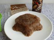 gâteau konjac chocolat psyllium kcal (diététique, sans oeuf beurre sucre riche fibres)