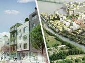 Suède, ville écologique futur sort terre
