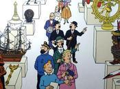 musée imaginare Tintin exposé Musée Herbe