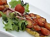 Tartelette tomates cerise pesto