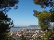 Balade Mont Faron