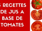 recettes base tomates