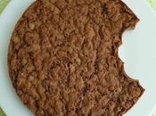 gâteau hyperprotéiné poire pomme cacao coco avec perles konjac psyllium (diététique, sans oeuf beurre, riche fibres)