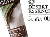 shampoing desert essence decouverte l'annee