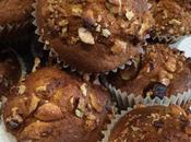 Muffins Courge chocolat blanc