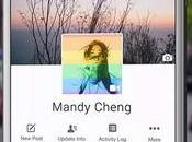 Nouveautés dans profils Facebook mobile votre photo pourra bientôt s'animer…