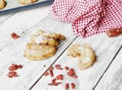 Biscuits noisette goji coco sans sucre ajouté