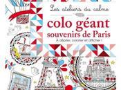 Immense coloriage Paris