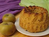 Gâteau partage pommes, d'avoine, citron, cannelle...