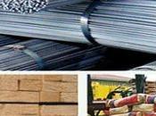 facture d'importation matériaux construction réduite grâce mesures d'encouragement production nationale