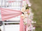 Conseils pour mariage rose poudré gris