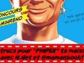 """trucs pour """"PIMPER"""" maison avant l'arrivée invités! #15MINRENO #concours"""