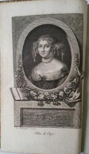 Madame Staal Mémoires