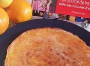 tarte scandaleuse l'orange Bernard