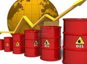 danger d'une reprise économique entièrement liée baisse prix pétrole