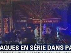 Attentats Paris l'info inaccessible