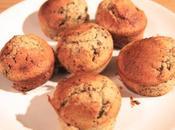 Recette muffins pépites chocolat