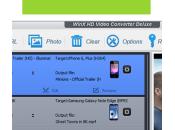 WinX Video Converter Deluxe convertisseur vidéo haute définition (Windows)